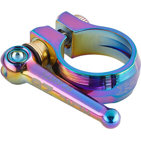 KCNC SC12 QR Saddle Clamp Ø31,8mm, oil slick